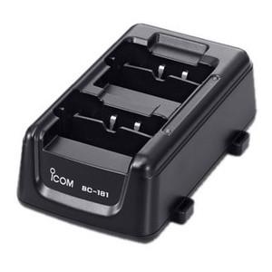 IC4100用 2口タイプ充電器