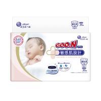 グーンプラス 敏感肌設計 新生児36枚 6P