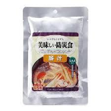 防災食 豚汁 50食入