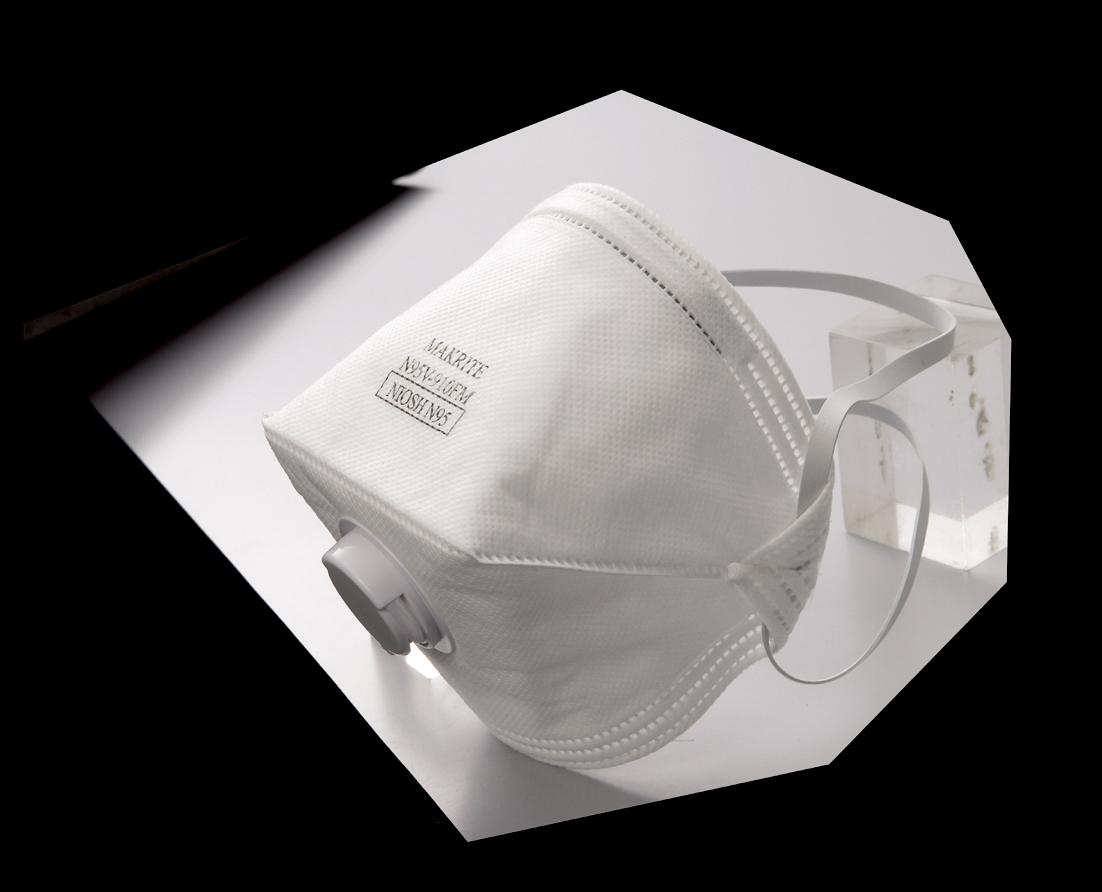 N95マスク 弁付きタイプ(10枚入)