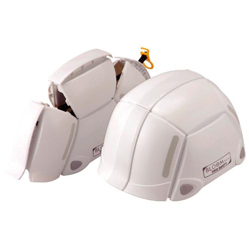 折りたたみヘルメットNo.100 ホワイト