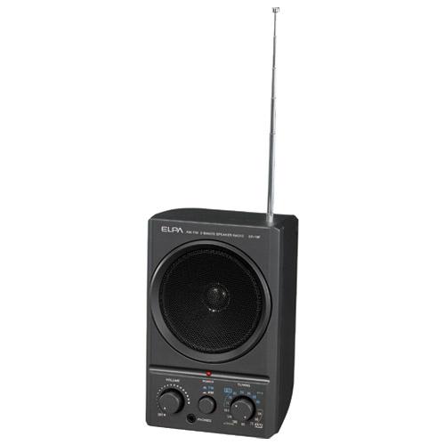 AM FMスピーカーラジオER-19F