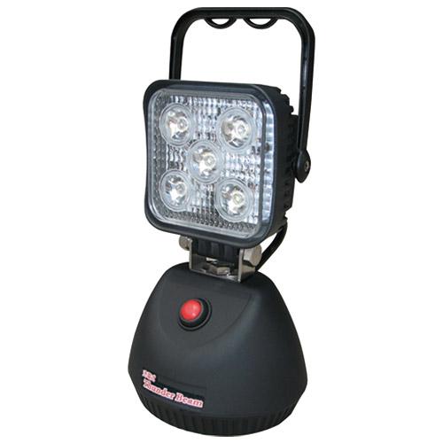 LED投光器 充電式サンダービームLED-J15