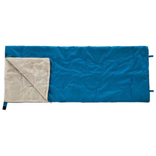 封筒型シュラフ(寝袋)ブルー BDK-30B