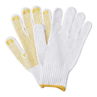 安全スベリ止手袋