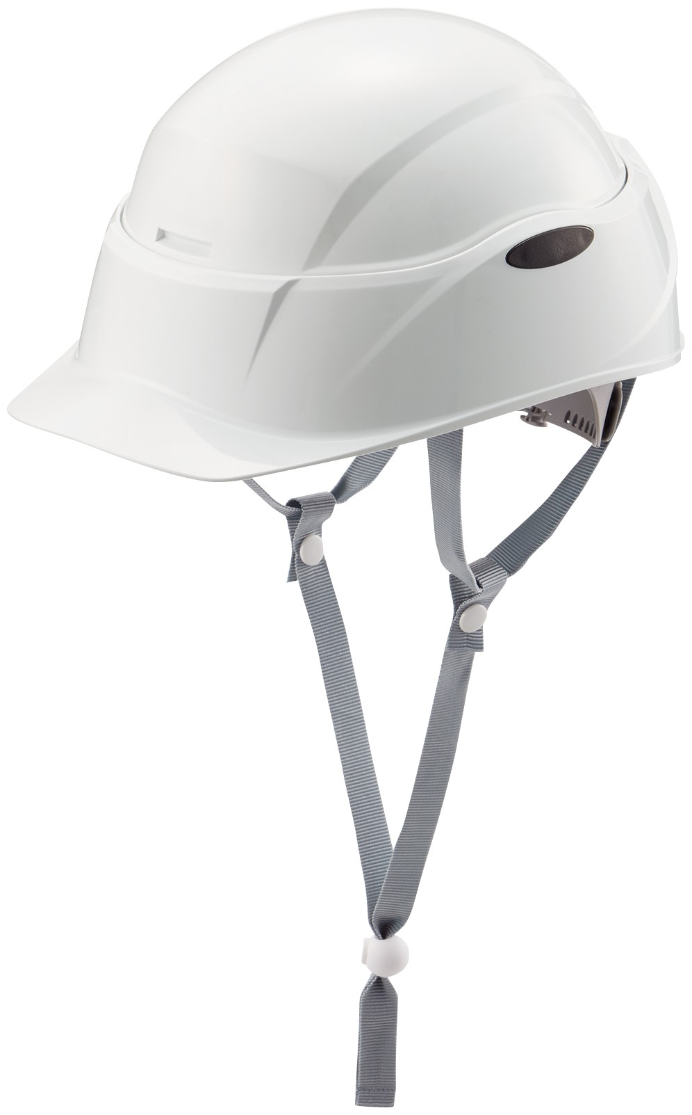 PARTS-FIT オフィス防災用ヘルメット<Crubo> 3個入 白