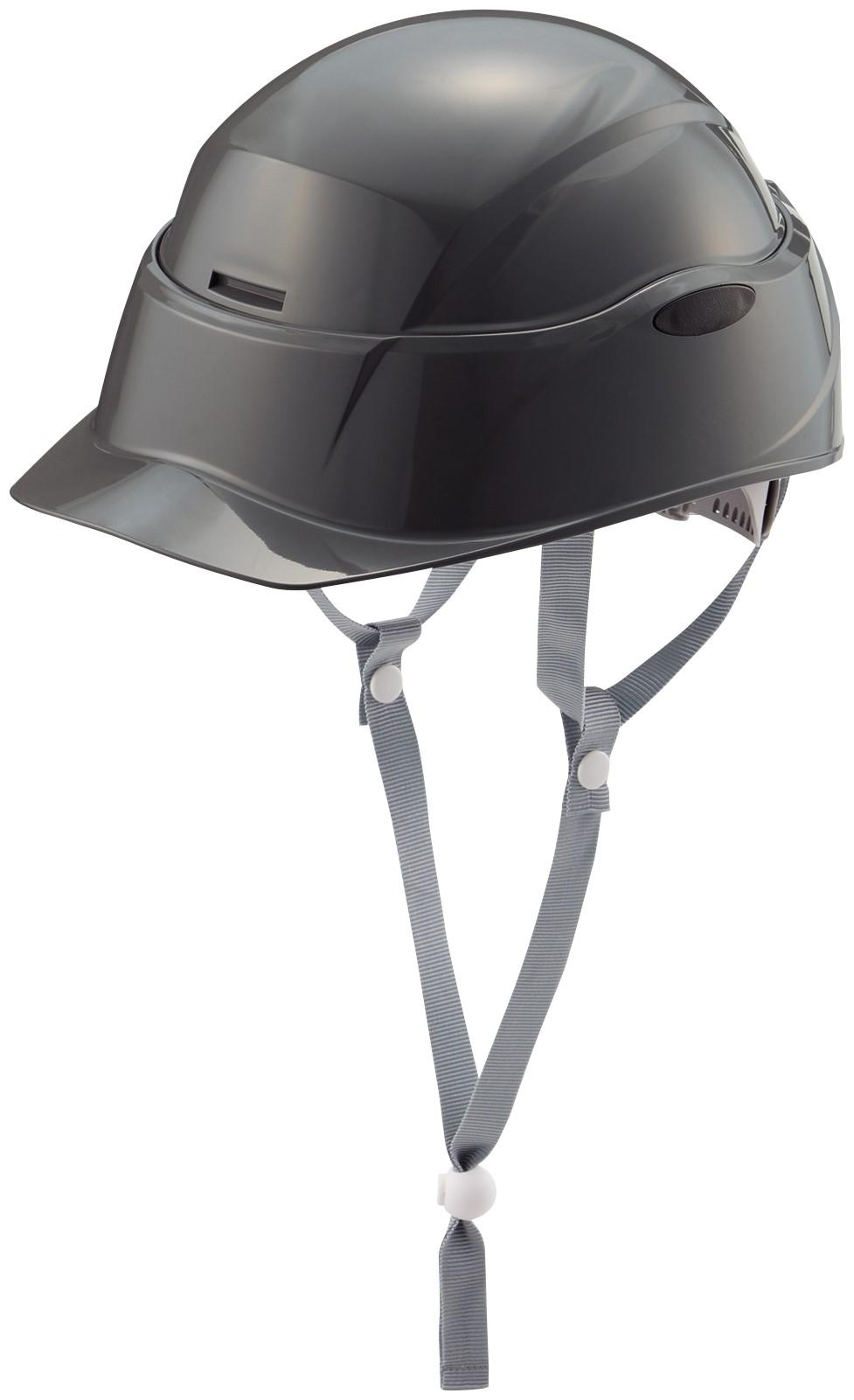 PARTS-FIT オフィス防災用ヘルメット<Crubo> 3個入 ダークグレー