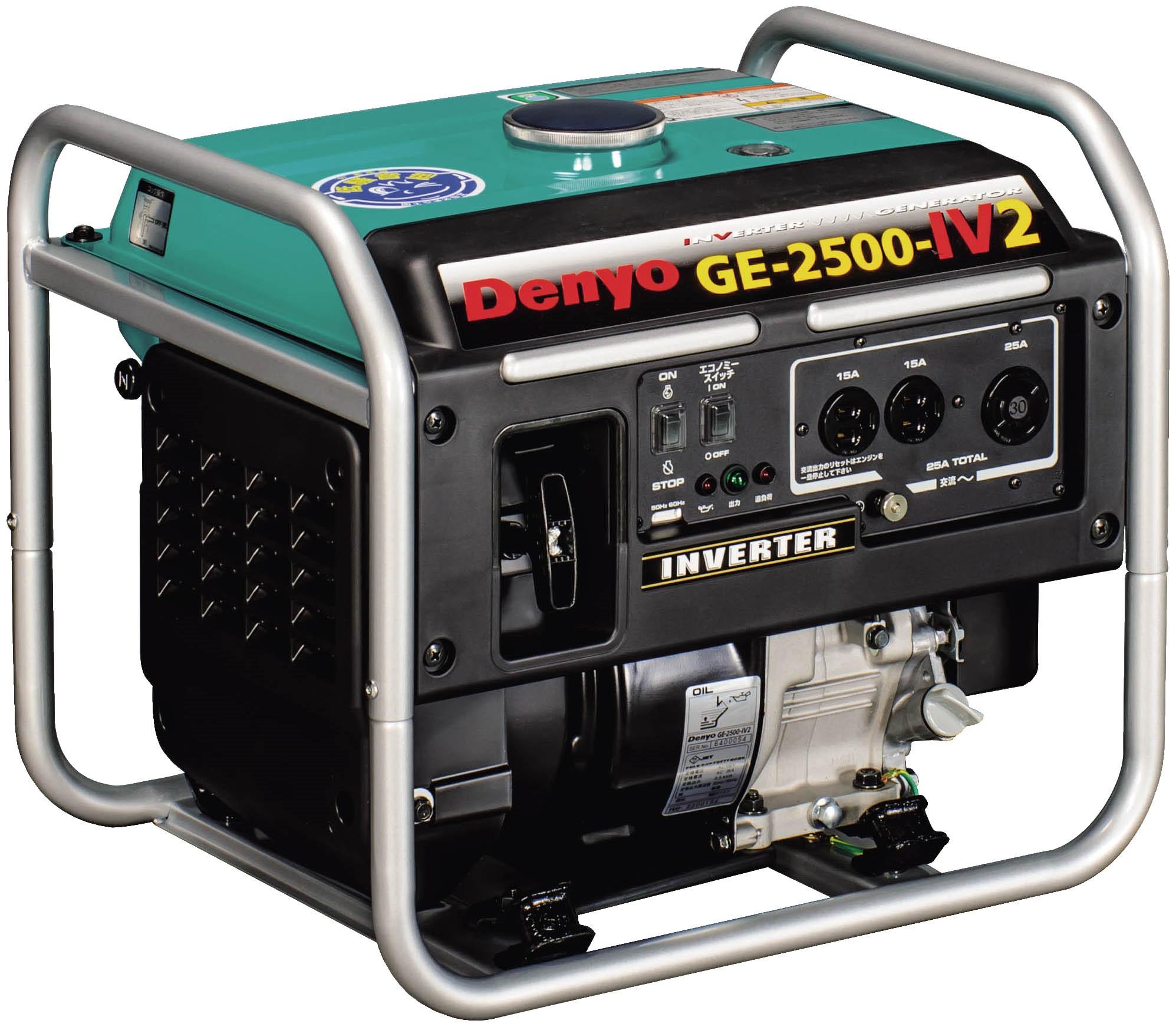 デンヨー GE2500SSIV