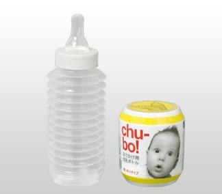 チューボ(おでかけ用ほ乳ボトル/使い捨て)100個入