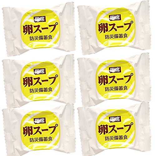 即席卵スープ 6個×50袋入