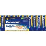 Panasonic エボルタ乾電池 お買得単3形20本パック