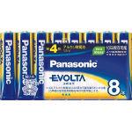 Panasonic エボルタ乾電池 お買得単4形8本パック