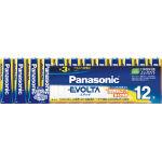 Panasonic エボルタ乾電池 お買得単4形12本パック