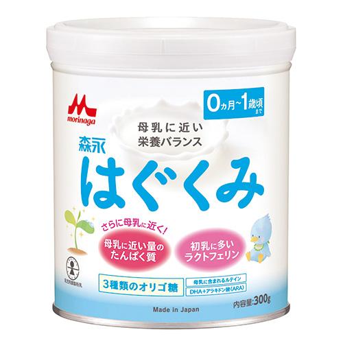 ドライミルク はぐくみ 小缶 300g 12缶