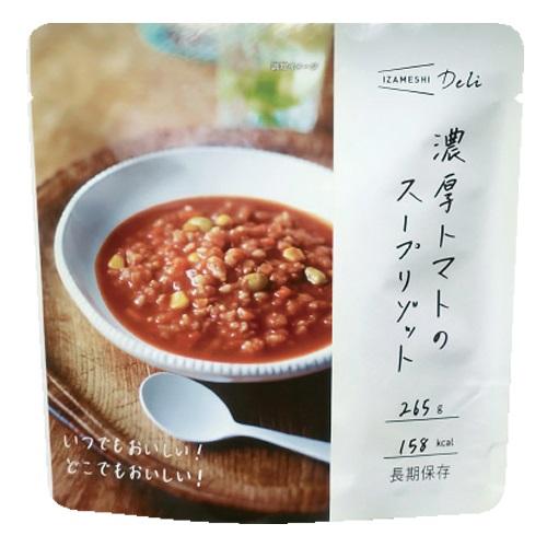IZAMESHI 濃厚トマトス-プリゾット18袋