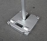 ワンタッチテント オプション 加重プレート(20kg)