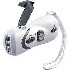 手回し式充電ラジオ ミニプティ