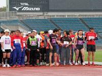 視覚障害者マラソン大会
