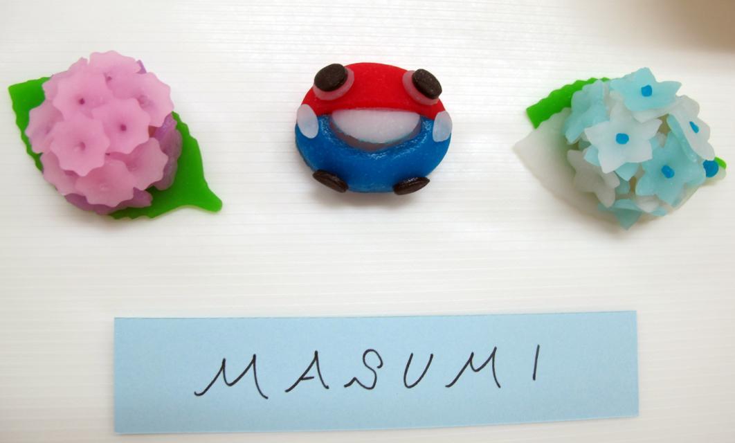 MASUMIさん